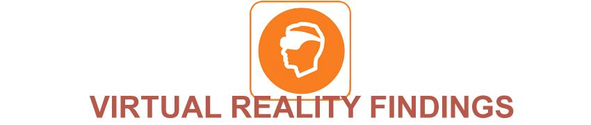 Virtual Reality Findings