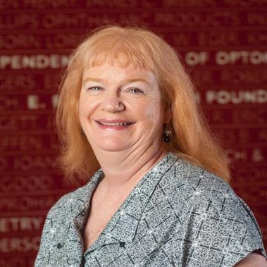 Karla Zadnik, PhD, OD