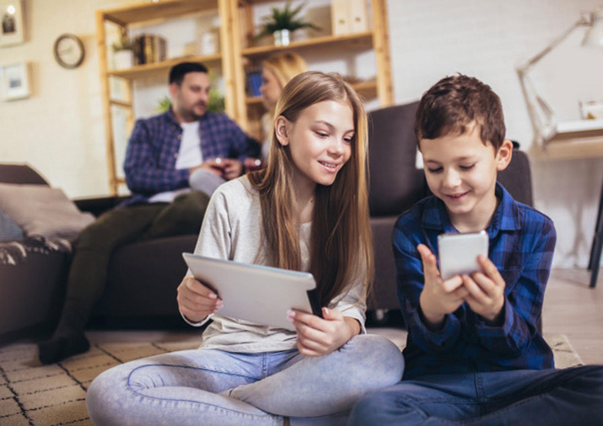 Keeping Kids Safe Online, US News and World Report, April 2020